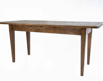 Harvest Table Barn Wood Furniture Country Farm Table