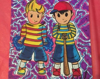 Earthbound Boys