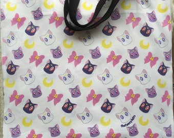 Sailor Cats Tote Bag