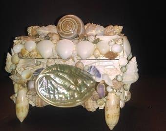 Beachy-Keen Treasure Box