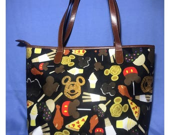 Scattered Snack Purse Shouler Bag MADE TO ORDER (4 week processing)