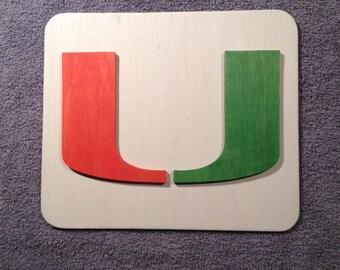 Miami U Logo