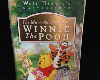 The Many Adventures of Winnie the Pooh/ Walt Disney Masterpiece Collection 1977