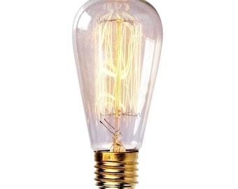Edison Bulb- 40 watt - Vintage Style Bulb - Filament Bulb