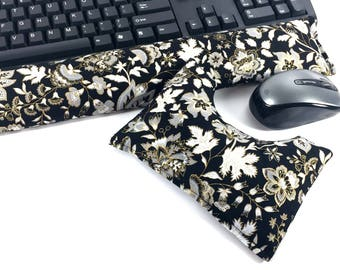Keyboard Mouse Wrist Rest, Rice bag, Wrist Rest, Computer Comfort, Ergonomic Relief, Wrist Pillow, rice bag, Tech Office Gift, SHIPS FREE!