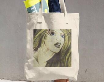 Cotton Tote Bag Fashion Kat