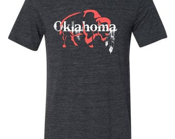 Buffalo and Oklahoma Shirt!