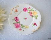 Hammersley Bone China, Vintage Cake Plate, Vintage Tableware, Vintage Tea Party, Vintage China, Vintage China Plate, Vintage Wedding, 1940 s