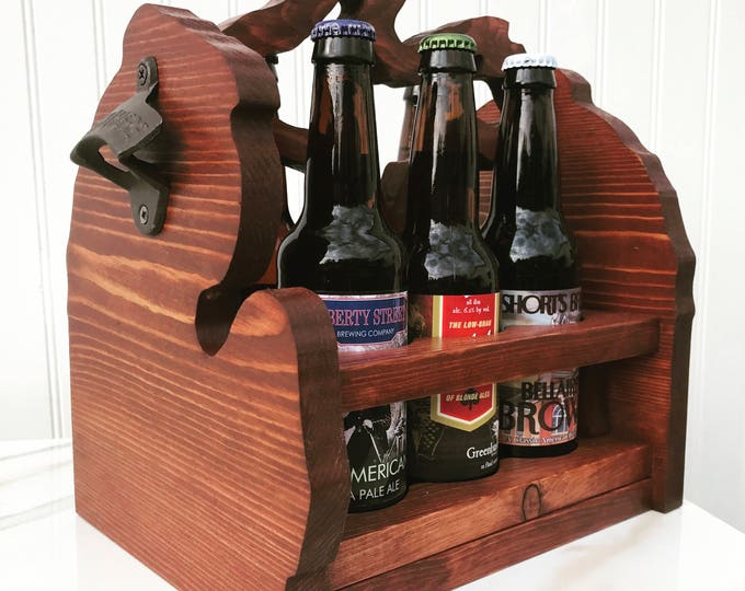 Michigan  Beer Caddy