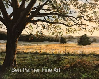 Print / Poster by Ben Palmer Fine Art *affordable aesthetic high quality artwork*