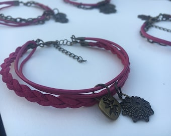 Lilit.es | Goth style bracelets | made to order