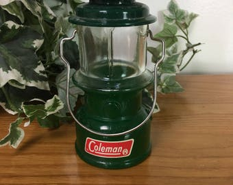 Vintage Avon Coleman Lantern, Wild Country Cologne Decanter, 1970s