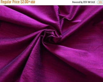 5% off Purple Silk Fabric, Dupioni Silk Fabric, Blend Silk Fabric, Art Silk Fabric, Purple Dupioni Fabric