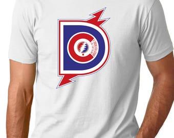 Dead & Co. Chicago Wrigley Field 2017 T-Shirt