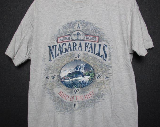 Niagara Falls Canada 1990's vintage Tshirt