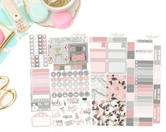 Relax Personal Kit,  planner stickers