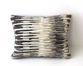 Taupe Pillow Cover #1