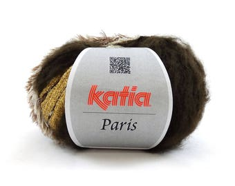 Wool Katia Paris 54 colors