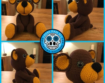 Amigurumi Bear Pattern