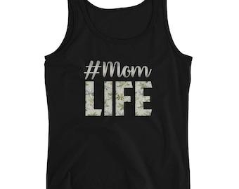 Mom Life Ladies' Tank