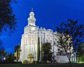 St. George LDS Temple