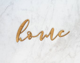 Home   Laser Cut Wooden Word