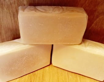 Organic Goat's Milk Soap (unscented)