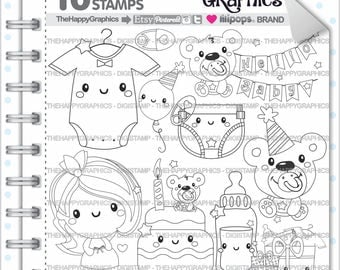 80%OFF - Baby Stamp, Commercial Use, Digi Stamp, Digital Image, Baby Digistamp, Baby Shower Stamp, Baby Party Stamp, Reveal Party, Welcome