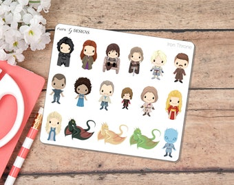Iron Throne Characters