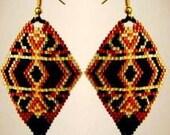 Black Tie Affair - Brick Stitch Beading Pattern