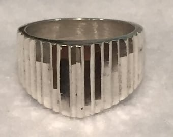 22%OFF Sterling Ring - size 6.5 - CA 1980's - Item R188