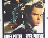 Little Nikita - 1988 - Original Australian daybill movie poster.
