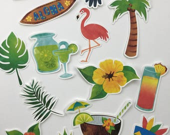 TROPICAL Die Cuts