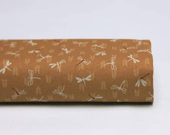 Fabric Japanese dragonflies