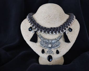 Tribal Fusion Inspired Necklace