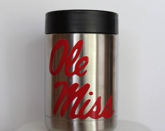 Ole Miss Vinyl