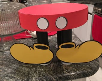 1 Mickey Mouse cake stand