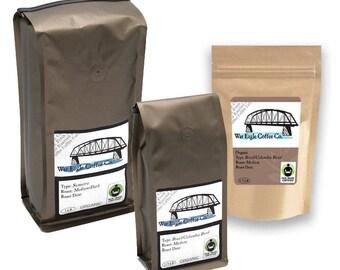 Fresh Roasted Coffee Beans: Sumatra