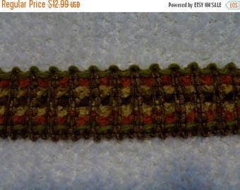 "ON SALE 1 1/2"" Border  BDR-2114-B  11 Yards"