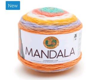Mandala Yarn - Lion Brand - Pixie