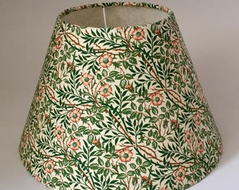 William Morris Sweet Briar Coolie Shade