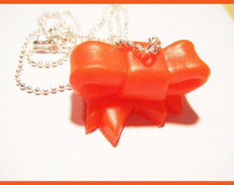 Collar bow tie in fimo polymer ♥ ♥