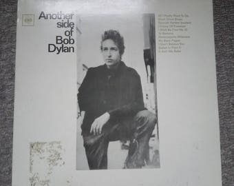 Bob Dylan - Another Side of Bob Dylan - vinyl record