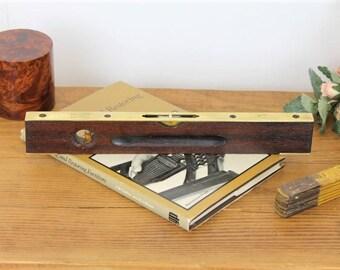 Vintage Spirit Level/Vintage I& D Smallwood Spirit Level/Plum Spirit Level (Ref1964A)