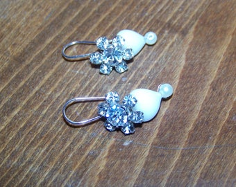 """La Bourgeoise"" earrings"
