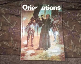 Vintage Art Magazine | Orientations November 1979