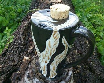 Travel Mug: Vine