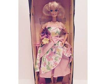 1996 Avon Exclusive Barbie - Spring Petals