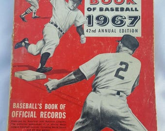 The Little Red Book of Baseball 1967 42nd Annual Edition