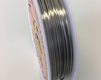 22 Gauge Pure Stainless Steel Wire (316L)